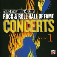 The 25th Anniversary Rock & Roll Hall Of Fame Concerts Vol.1, 2 CDs