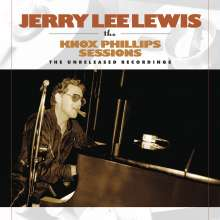 Jerry Lee Lewis: The Knox Phillips Sessions: The Unreleased Recordings (180g), LP