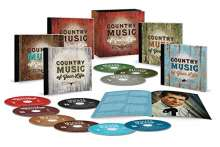 Country Music Of Your Life / Various, 10 CDs