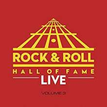 Rock & Roll Hall Of Fame: Live Vol. 3 (Limited-Edition) (White/Black Marbled Vinyl), LP