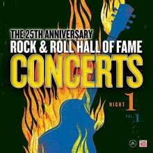 Rock & Roll Hall Of Fame: The 25th Anniversary Night Vol. 1, LP