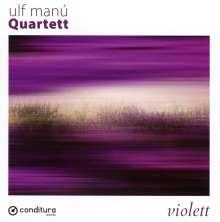 Ulf Manú (Müller): Violett, CD