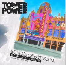 Tower Of Power: 50 Years Of Funk & Soul: Live At The Fox Theater, 3 LPs