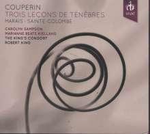 Francois Couperin (1668-1733): 3 Lecons de Tenebres, CD