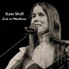 Kate Wolf: Live In Mendocino, CD