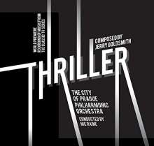 Jerry Goldsmith (1929-2004): Filmmusik: Thriller: Music From Classic TV Series, CD