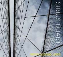 Sirius Quartet - Paths Become Lines, CD
