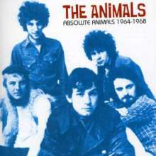 The Animals: Absolute Animals 1964-68, CD
