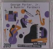 George Porter Jr.: Live At The New Orleans Jazz & Heritage Festival 2019, CD