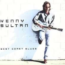 Kenny Sultan: West Coast Blues, CD