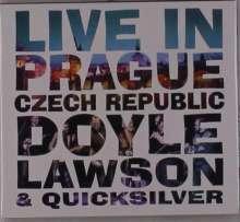 Doyle Lawson & Quicksilver: Live In Prague Czech Republic, CD