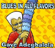 Gaye Adegbalola: Blues In All Flavors, CD
