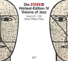 Stereo Hörtest Edition IV - Visions Of Jazz (180g), 1 LP und 1 CD