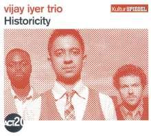 Vijay Iyer (geb. 1971): Historicity - Kulturspiegel Edition, CD