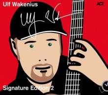 Ulf Wakenius (geb. 1958): Signature Edition 2, 2 CDs