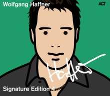 Wolfgang Haffner (geb. 1965): Signature Edition 4, 2 CDs