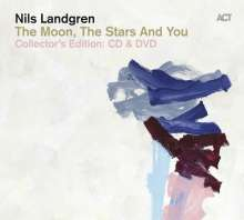 Nils Landgren (geb. 1956): The Moon, The Stars And You (Collector's Edition CD + DVD), 1 CD und 1 DVD