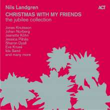 Nils Landgren (geb. 1956): Christmas With My Friends - The Jubilee Collection (remastered) (180g) (Limited Edition), 5 LPs