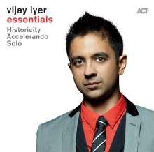 Vijay Iyer (geb. 1971): Essentials: Historicity / Accelerando / Solo, 3 CDs