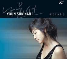 Youn Sun Nah (geb. 1969): Voyage, CD