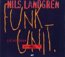 Nils Landgren (geb. 1956): Live In Stockholm, CD