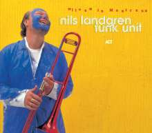 Nils Landgren (geb. 1956): Live In Montreux, CD