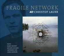 Christof Lauer (geb. 1953): Fragile Network, CD