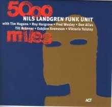 Nils Landgren (geb. 1956): 5000 Miles, CD