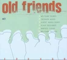 German Jazz Masters: Old Friends, CD