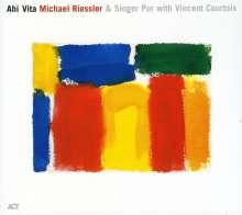 Michael Riessler (geb. 1957): Ahi Vita, CD