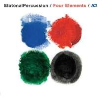 Elbtonal Percussion: Four Elements, CD