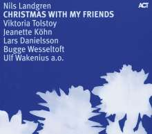 Nils Landgren (geb. 1956): Christmas With My Friends, CD