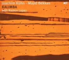 Joachim Kühn & Majid Bekkas: Kalimba, CD