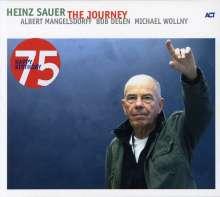Heinz Sauer (geb. 1932): The Journey - The 75th Anniversary Album, CD