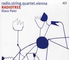 Radio.String.Quartet.Vienna: Radiotree, CD
