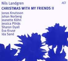 Nils Landgren (geb. 1956): Christmas With My Friends II, CD