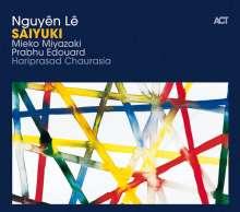 Nguyên Lê (geb. 1959): Saiyuki, CD