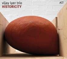Vijay Iyer (geb. 1971): Historicity, CD