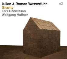 Julian Wasserfuhr & Roman Wasserfuhr: Gravity, CD