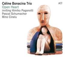 Céline Bonacina (geb. 1975): Open Heart, CD