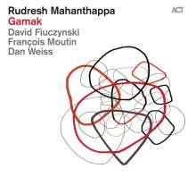 Rudresh Mahanthappa (geb. 1971): Gamak, CD
