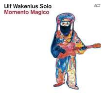 Ulf Wakenius (geb. 1958): Solo: Momento Magico, CD