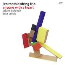 Iiro Rantala (geb. 1970): Anyone With A Heart, CD