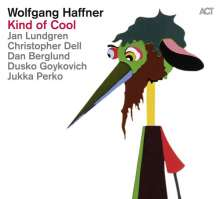 Wolfgang Haffner (geb. 1965): Kind Of Cool, CD