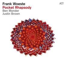Frank Woeste (geb. 1976): Pocket Rhapsody, CD