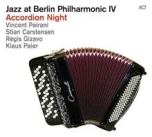 Peirani, Carstensen, Gizavo & Paier: Jazz At Berlin Philharmonic IV - Accordion Night, CD
