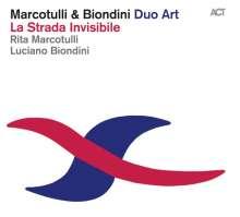 Rita Marcotulli & Luciano Biondini: La Strada Invisibile, CD