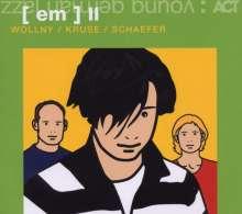 Michael Wollny, Eva Kruse & Eric Schaefer: (Em) II, CD