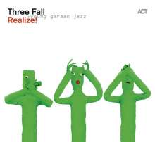 Three Fall: Realize!, CD