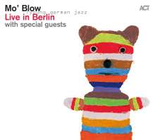 Mo' Blow: Live In Berlin, CD